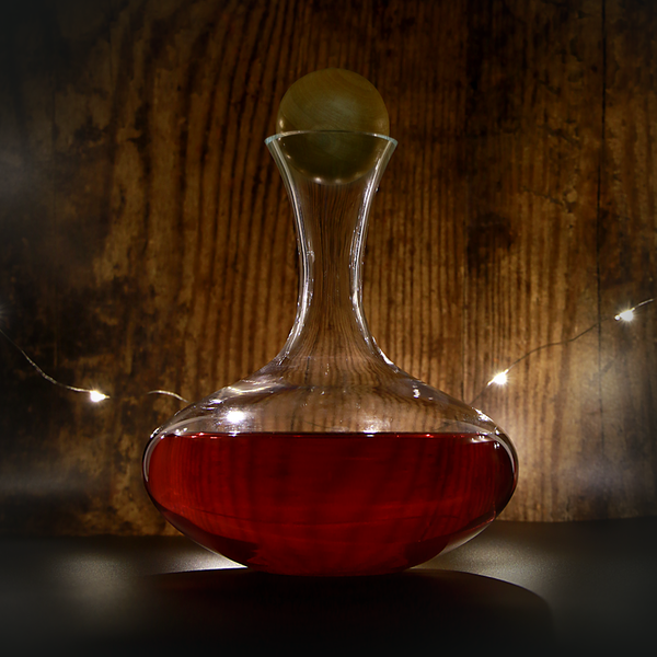 Red Wine Decanter & Magic Cleaning Balls   M&W - Image 6