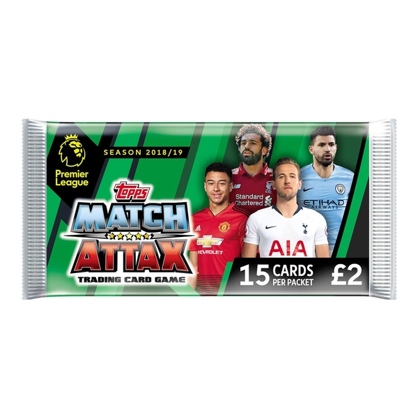 EPL Match Attax 2018/19 Deluxe Packs (24 Packs