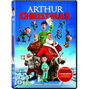 Disc Only Arthur Christmas DVD