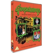 Goosebumps Seasons 3 & 4 DVD