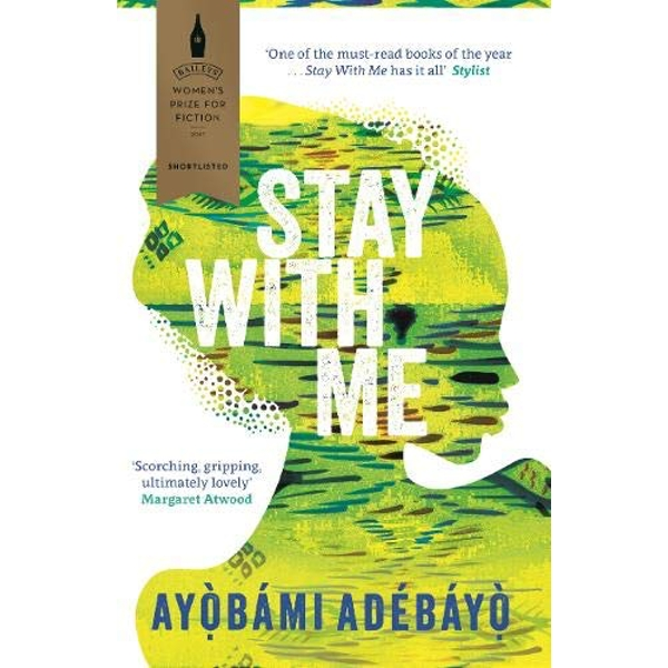 Stay With Me  Paperback / softback 2018