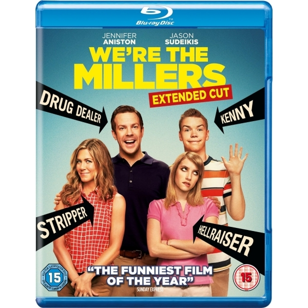 We are The Millers Blu-Ray