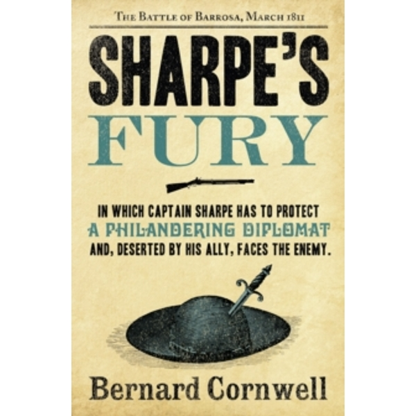 Sharpe's Fury: The Battle of Barrosa, March 1811 (The Sharpe Series, Book 11) by Bernard Cornwell (Paperback, 2012)