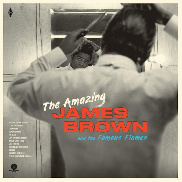 James Brown - The Amazing James Brown & The Famous Flames Vinyl