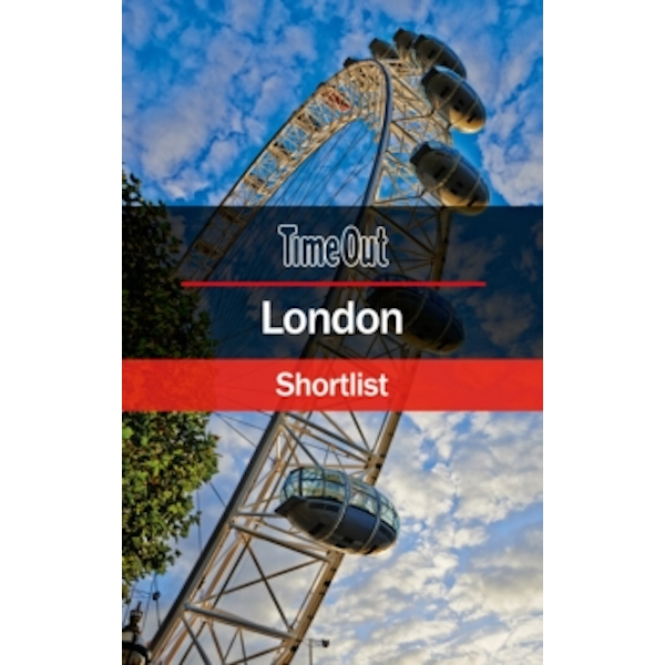 Time Out London Shortlist : Pocket Travel Guide