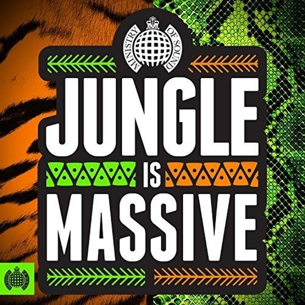 Ministry Of Sound - Jungle Is Massive CD