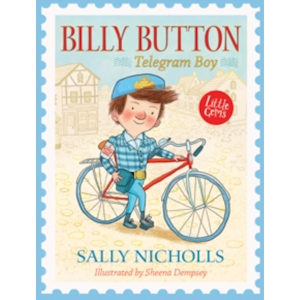 Billy Button, Telegram Boy by Sally Nicholls (Paperback, 2016)