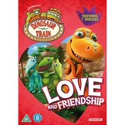 Dinosaur Train - Love And Friendship DVD