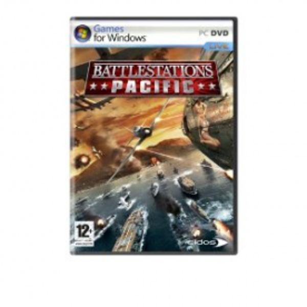 Battlestations Pacific Game PC