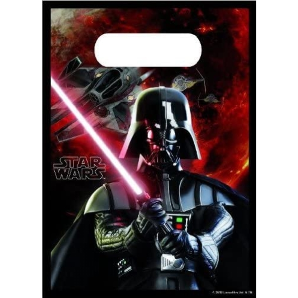Star Wars Darth Vader Party Bags