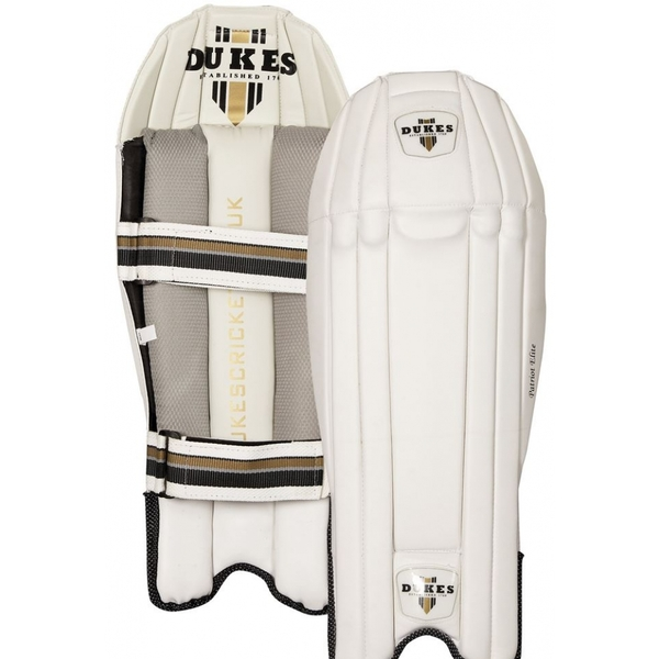 Patriot Elite Wicket Keeping Pads Youths