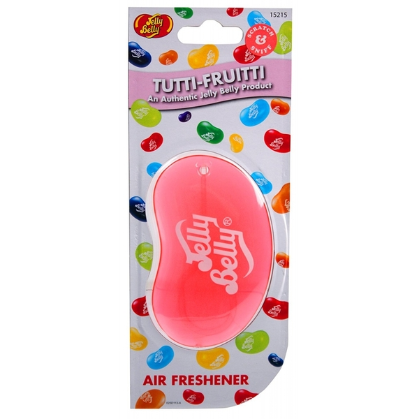 Jelly Belly Tutti Fruitti 3D Car/Home Air Freshener