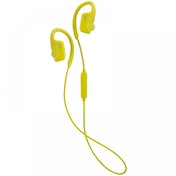 JVC HAEC30BTY AE Wireless Bluetooth Sports Clip Headphones Yellow