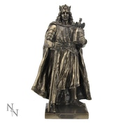 King Arthur Bronze Figurine