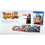 The Legend of Heroes Trails of Cold Steel III Early Enrollment Edition PS4 Game