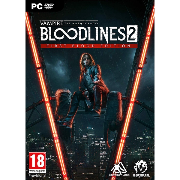 Vampire The Masquerade Bloodlines 2 PC Game - Image 1