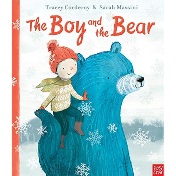 The Boy and the Bear  Paperback / softback 2018