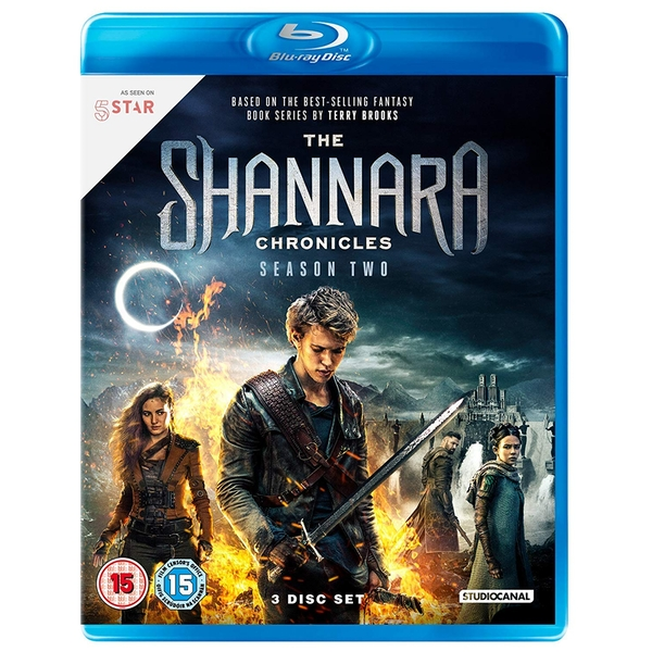 The Shannara Chronicles: Season 2 Blu-ray
