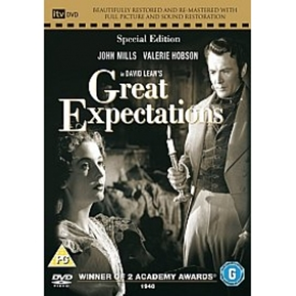 Great Expectations Rental DVD