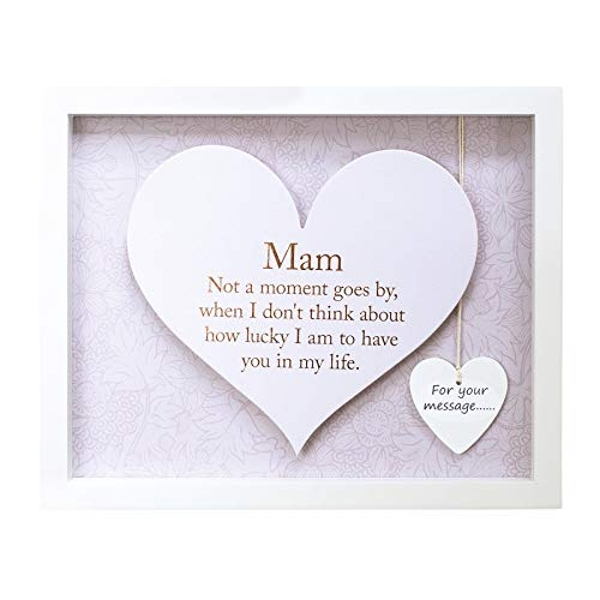 Arora Said with Sentiment Heart Frame-Mam, Multicolour, One Size