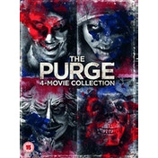 The Purge: 4-Movie Collection DVD