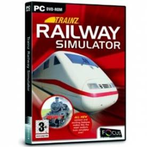 Trainz Railway Simulator 2006 Game PC