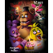 Five Nights At Freddy's Group Mini Poster - Image 2