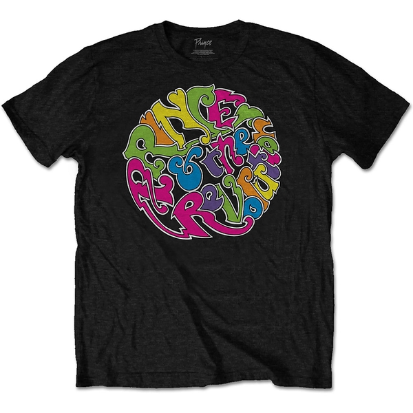 Prince - In a Day Unisex XX-Large T-Shirt - Black