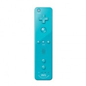 Official Nintendo Wii Remote Plus Control In Blue Wii & Wii U (Bagged)