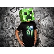Minecraft Creeper Head Mask