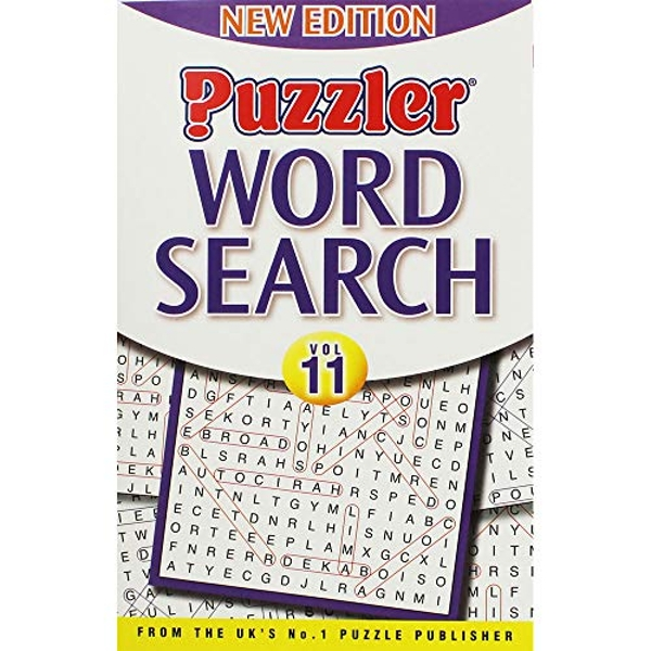PUZZLER WORDSEARCH VOL 11  Paperback 2019