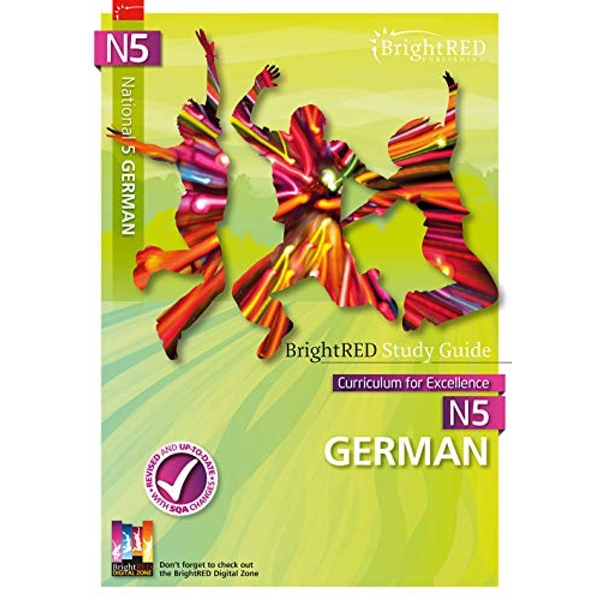 National 5 German Study Guide by Kathrin Felber, Susan Bremner (Paperback, 2015)
