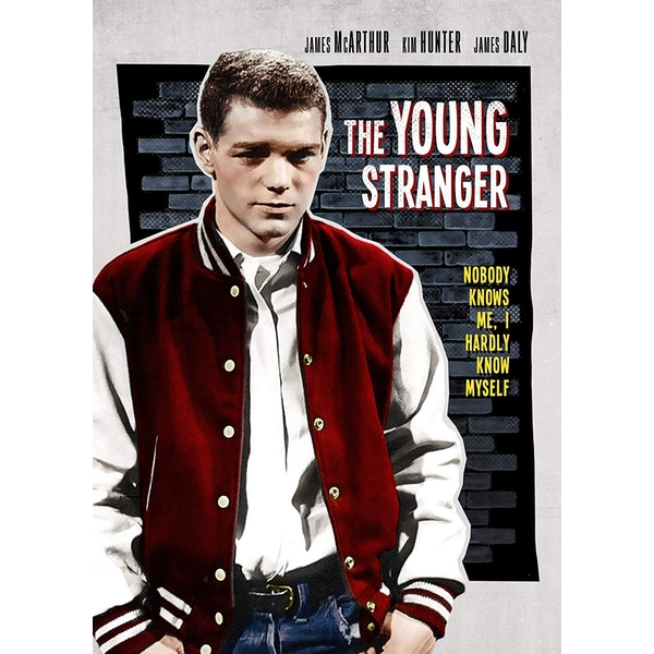 The Young Stranger DVD