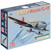 1:144 U.S.A.F C-47 Artic Version