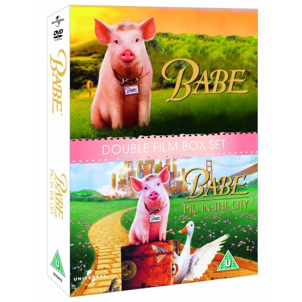 Babe & Babe 2 Pig In City DVD