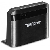 TRENDnet AC750 Dual Band N Wireless Router Black V1.0R UK Plug