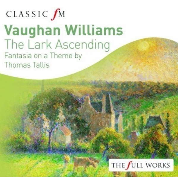 Vaughan Williams - The Lark Ascending CD