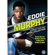 The Eddie Murphy 4 Movie Collection DVD