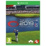 The Golf Club 2019 Featuring PGA Tour Xbox One Game
