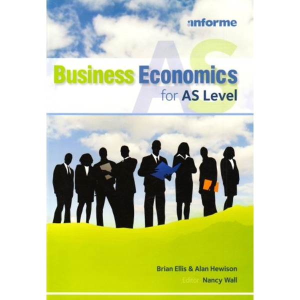 Business Economics for AS Level by Brian Ellis (Paperback, 2008)