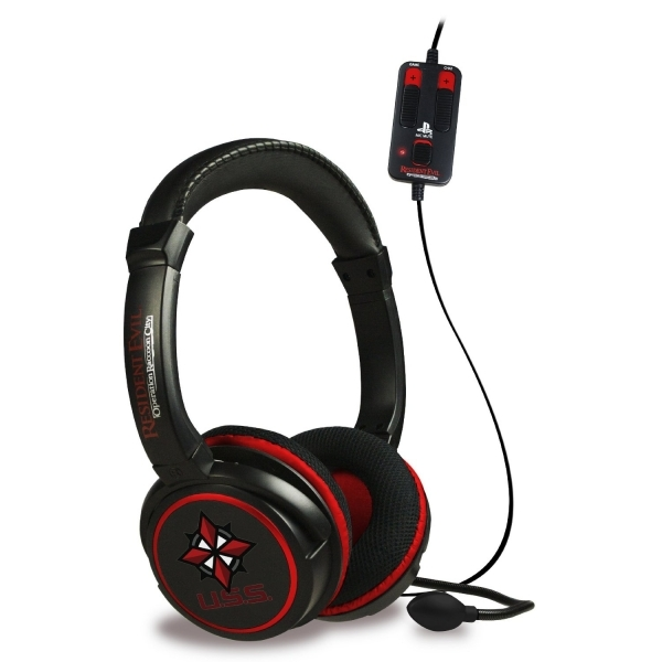 Resident Evil Operation Raccoon City Game + CP-CAP2 Stereo Gaming Headset PS3 - Image 3
