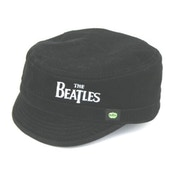 The Beatles - Drop T Logo Military Style Hat