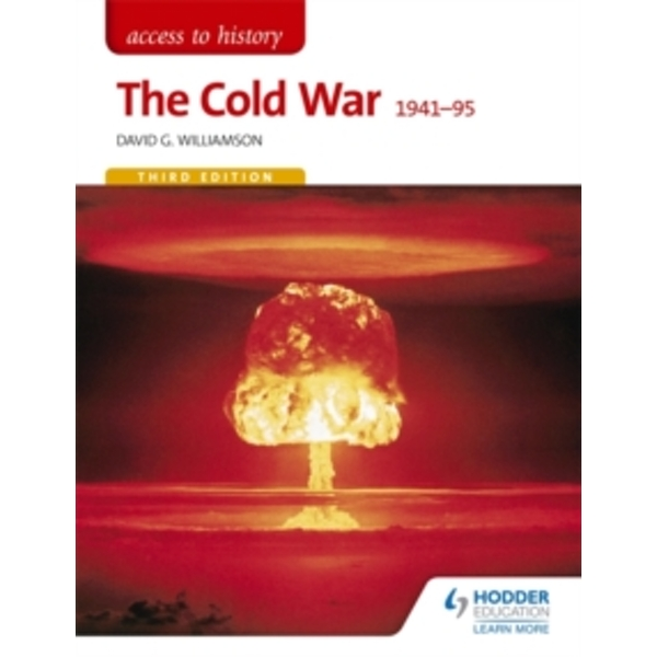 Access to History: The Cold War 1941-95 Third Edition by David Williamson (Paperback, 2015)