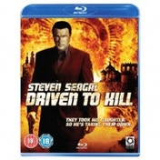 Driven To Kill Blu-ray