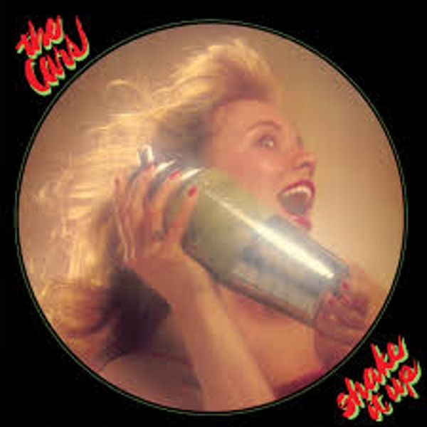 The Cars – Shake It Up Limited Edition Red Vinyl