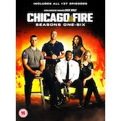 Chicago Fire - Seasons 1-6 DVD