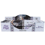 Pack of 6 Blue Moon Incense Sticks by Anne Stokes