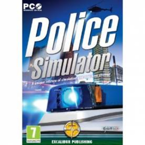 Police Simulator Game PC