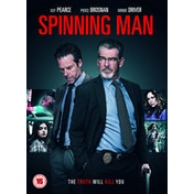 Spinning Man DVD