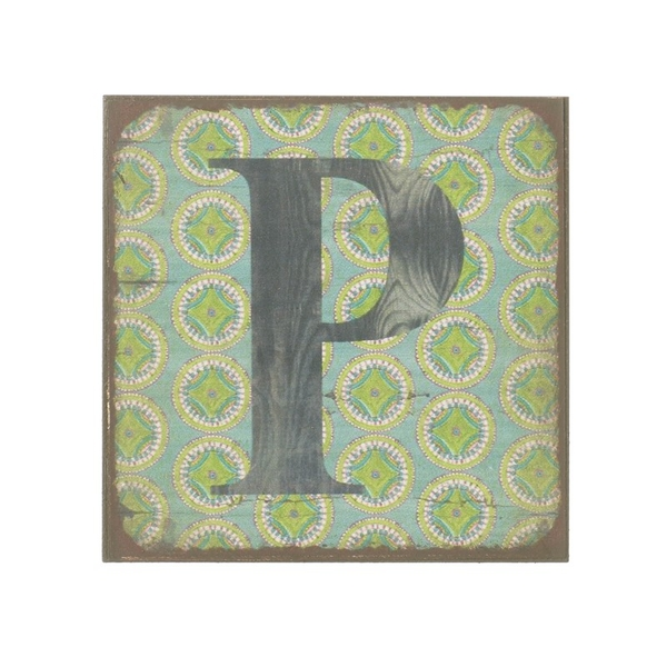 Letter P Magnets by Heaven Sends